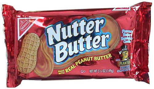 nutter butter
