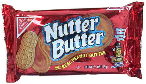 nutter butter 